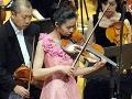 Svetoznáma huslistka v Košiciach: Ukázala stradivárky za 150 miliónov dolárov!
