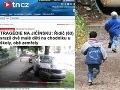 Vodič zabil bračekov hrajúcich sa na chodníku: Hrozí mu šesťročné väzenie