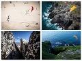 FOTOREPORTÁŽ Kúzlo paraglajdingu: Krása zeme z vtáčej perspektívy!
