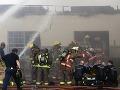 Motel v USA zachvátil požiar: O život prišli najmenej štyria hasiči!