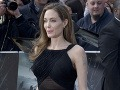 Angelina po amputácii oslnila na premiére: Jej hrudník prázdnotou nezíva!