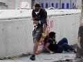 Násilné demonštrácie v Turecku pokračujú: Strety s políciou už aj v Ankare!