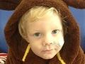 Chlapček (1,5) prežíval agóniu: Zaživa ho požierala smrtiaca baktéria!