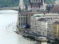Tragédia v Budapešti: Zrútila sa rozostavaná budova, zahynul jeden človek