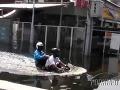 Toto radšej neskúšajte: ako jazdiť po zaplavených uliciach