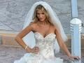 Luxusná svadba poľskej hviezdy: Bola z nej rozprávkovo krásna nevesta!