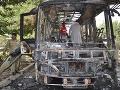 Hororové VIDEO: Teroristi takto odpálili autobus so študentkami, 23 zabili!