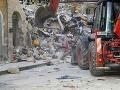 Zrútené silo uväznilo kamionistu: Zomrel po tom, čo ho vyslobodili