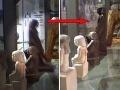 Záhada vyriešená: Už vieme, prečo sa sama od seba otáča egyptská socha!