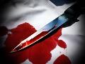 Brata našla v kaluži krvi: Kamarát mu nožom podrezal krk