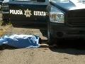 Spokojnosť mexickej polície: Počet vrážd klesol na 52 denne