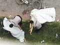 Milenci sexovali nalepení na okne: Sklo prasklo, vypadli a zabili sa!