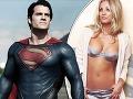 Superman má novú milenku: Zbalil túto kolegyňu z brandže!