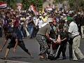 Krvavé demonštrácie v Egypte: O život prišlo niekoľko priaznivcov Mursího!