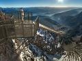 Rakúsko otvorilo unikátnu turistickú vyhliadku: Most nikam vám naženie strach!