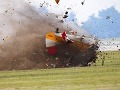 Pilot prišiel o život pri páde lietadla: Záchranári sa nemohli dostať k vraku