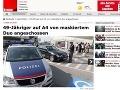 Útok ruskej mafie: Pri Schwechate strieľali na podnikateľa so slovenskými realitami!