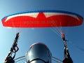 Skautský farár preletel v mene pochodu za život na paraglide nad Košicami