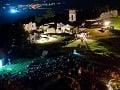 Filmová  noc na hrade v znamení Exotiky