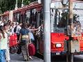 Cestujúci pozor, niektoré trolejbusy v Bratislave jazdia oddnes inak