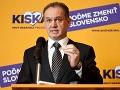 Kisku viac prekvapil Fico než Kotleba: Obviňuje všetkých, len seba nie