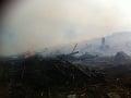 Päťdňový boj sa úspešne skončil: Hasiči zlikvidovali lesný požiar nad Betliarom