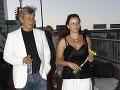 Ján Kroner a Lenka Košická v júli 2009