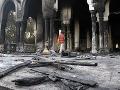 V káhirskej mešite ležia mŕtve telá desiatok Egypťanov. Štát ich údajne neberie do úvahy