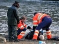 Čo sa to deje? Pri Dunaji v Bratislave našli tretiu mŕtvolu za tento mesiac!