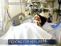 Tragická operácia: Linda (18) si nechala zväčšiť prsia a odvtedy je v kóme!