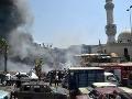 Mohutné explózie pred mešitami: 42 mŕtvych, stovky zranených!