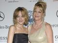 Sexi dcéra Melanie Griffith hviezdou filmu Päťdesiat odtieňov sivej