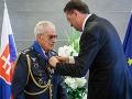 Glváč ocenil vojnového veterána: Tento muž prežil Gulag!