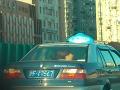 Porno v meste: Vodiči takmer nabúrali, čumeli na sexujúcu dvojicu v taxíku!