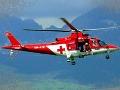 Robotník spadol z výšky pri stavbe lanovky, prevážať ho museli vrtuľníkom