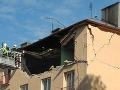 Explózia rodinného domu v Českých Budějoviciach: Pri požiari zahynuli traja ľudia