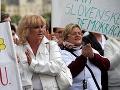 Zdravotné sestry sú pohoršené, nechápu odôvodnenie rozhodnutia ÚS