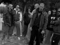 Rytmus nakrúcal spolu s partiou videoklip na cintoríne bez povolenia.
