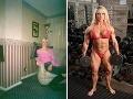 Vychrtlina (35) to dokázala: Jedla 500 kalórií denne, teraz 10-krát viac!