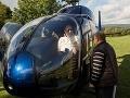 Výlet helikoptérou vyšiel Michala Davida draho - čaká ho operácia.