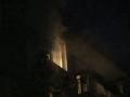 Nočný požiar v Prešove: Panelák ratovalo 11 hasičov