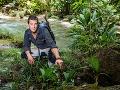 Dokázali by ste prežiť sami v divočine? Preskúša vás svetoznámy expert!