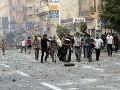 Násilné demonštrácie v Egypte si vyžiadali najmenej 44 mŕtvych