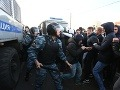 Zabitie mladého Rusa vyvolalo v Moskve etnické nepokoje!