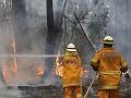 Hasiči v Austrálii bojujú s takmer 60 požiarmi: Podmienky sa môžu zhoršiť!