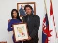 V Bratislave sa odovzdávali prestížne ceny: Víťazovi ich odovzdala fešná Angelika