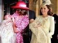 Neuveriteľné 31 rokov staré deja vu: Kate s Georgom a Diana s Williamom, totálna zhoda!