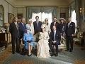 Jedinečné FOTO kráľovskej rodiny: Moment, na ktorý sa čakalo sto rokov!
