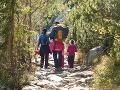 Uzávera chodníkov v Tatrách neznamená koniec turistiky
