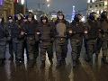 Polícia v Rusku opäť zatkla 1000 cudzincov